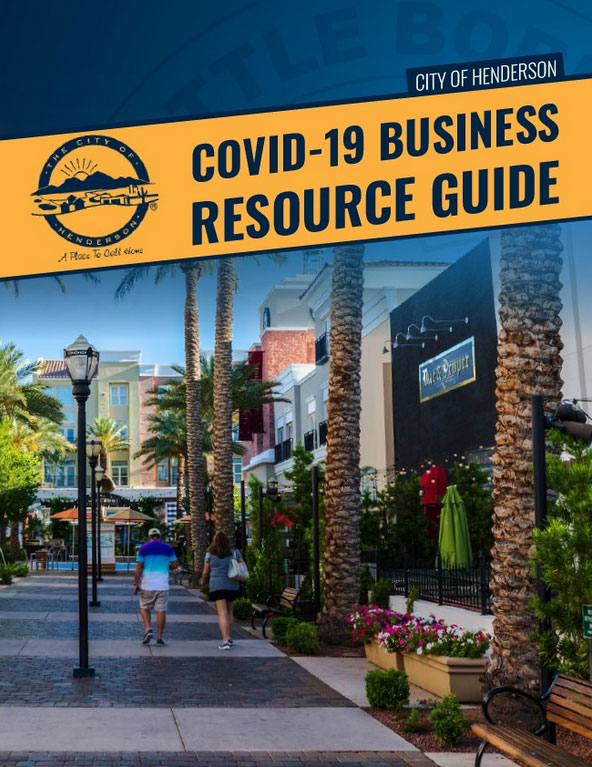 Business Resources Guide cover