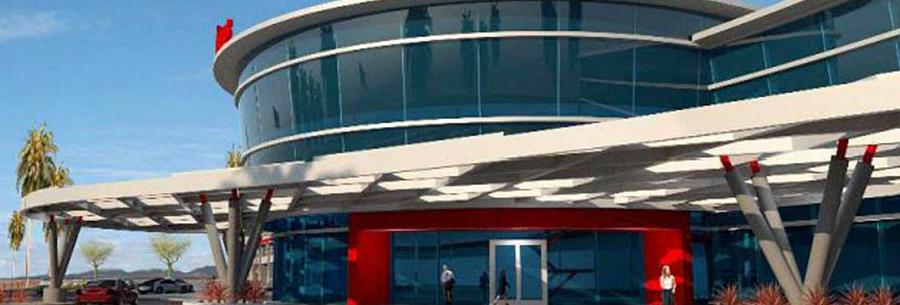 HAAS Animation facility