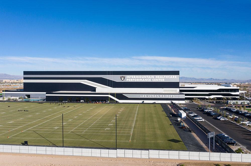 Raiders headquarters